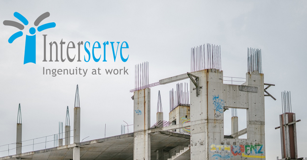 Interserve enters administration with £2.1bn in live public contracts