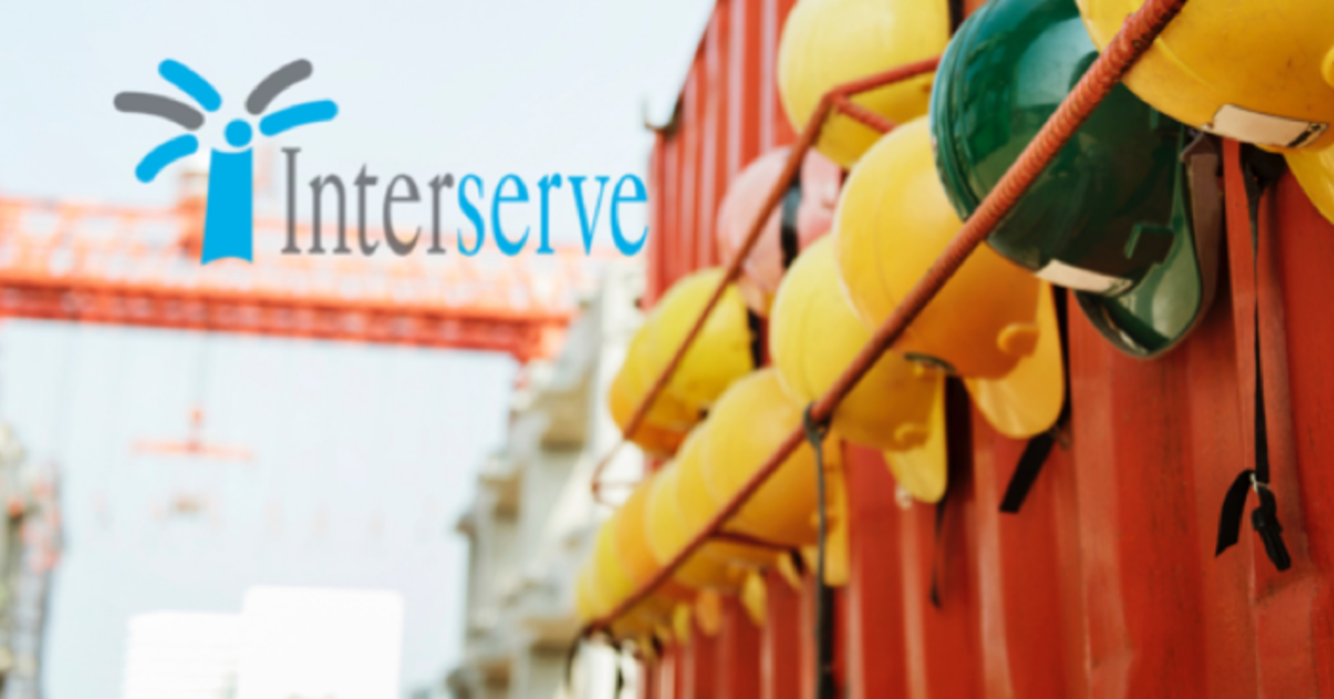 Interserve - who is most exposed to the troubled strategic supplier?