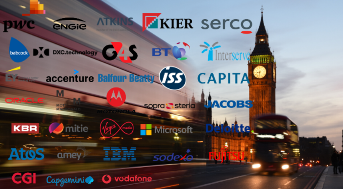 Strategic Suppliers earn £10bn from government in 2018/19