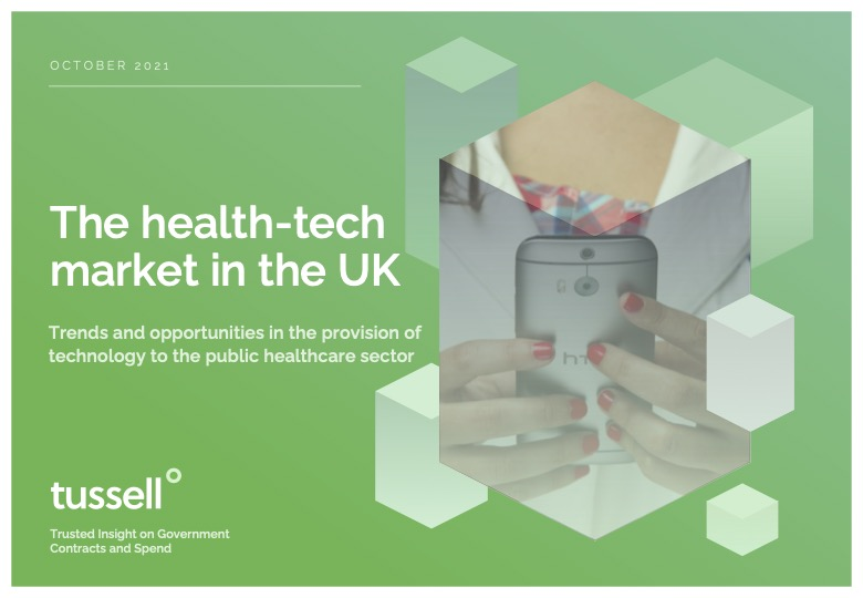 Tussell - The UK Healthtech market_2021_10_06