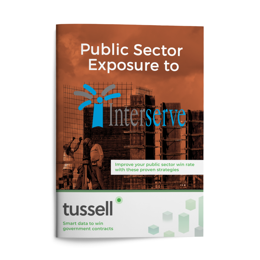 Public sector exposure to Interserve