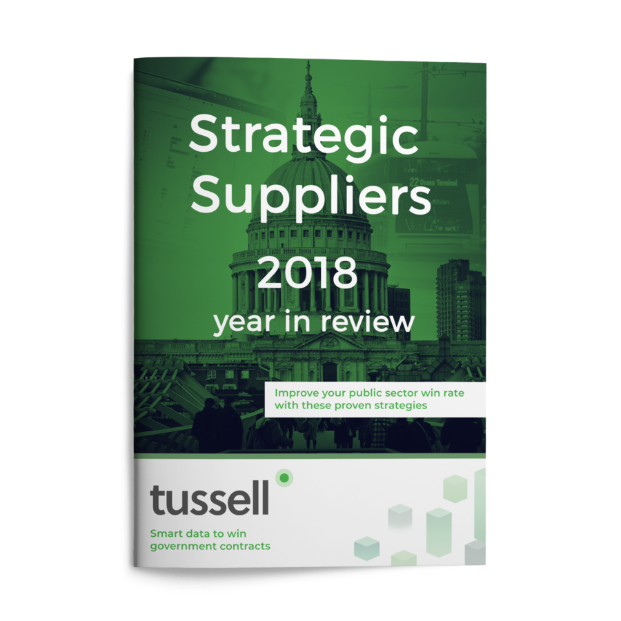 Strategic Suppliers Review 2018