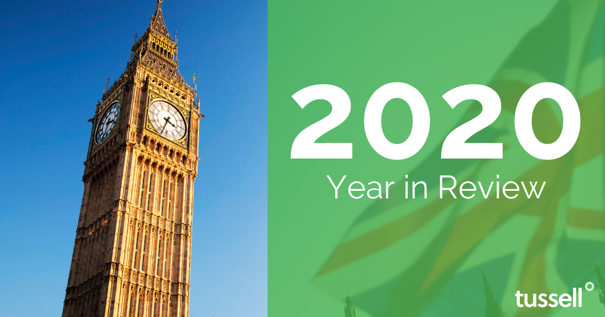 2020: Year In Review - Public Procurement During a Crisis