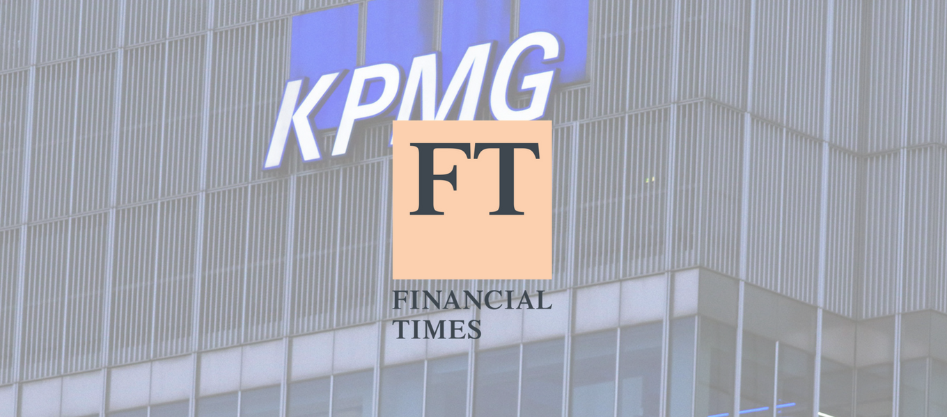 KPMG's share of UK public sector contracts drops sharply