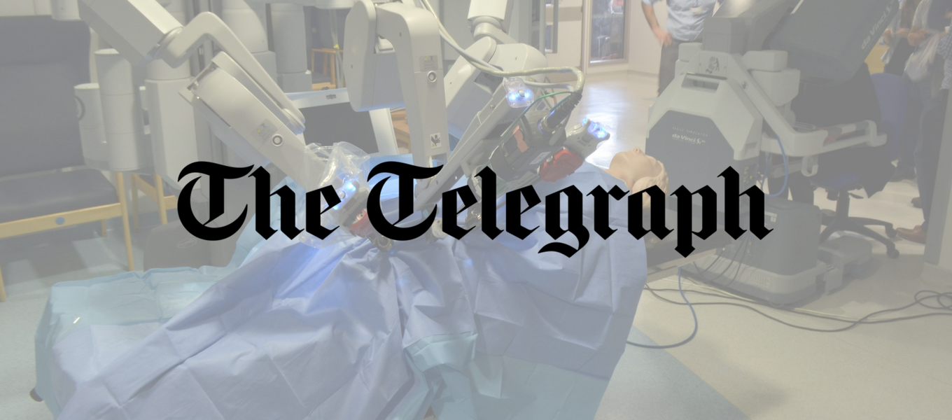 NHS publishes £300m contract for new surgery robots