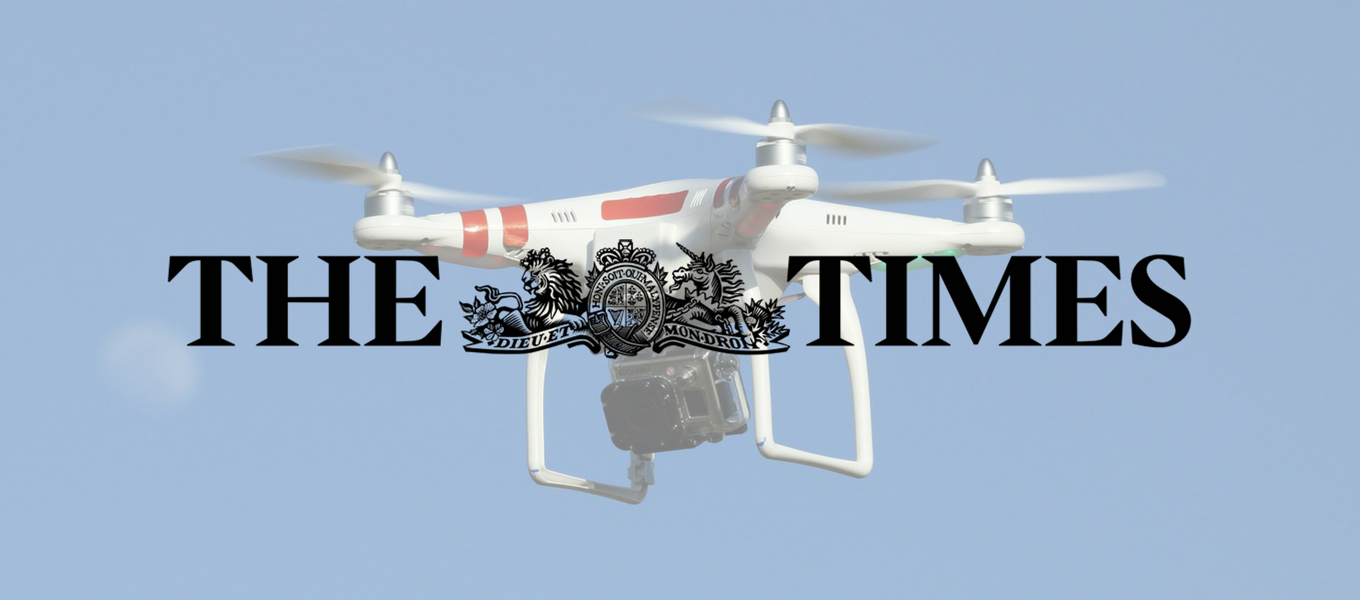 Prisons seek high-tech help to foil smuggling by drone